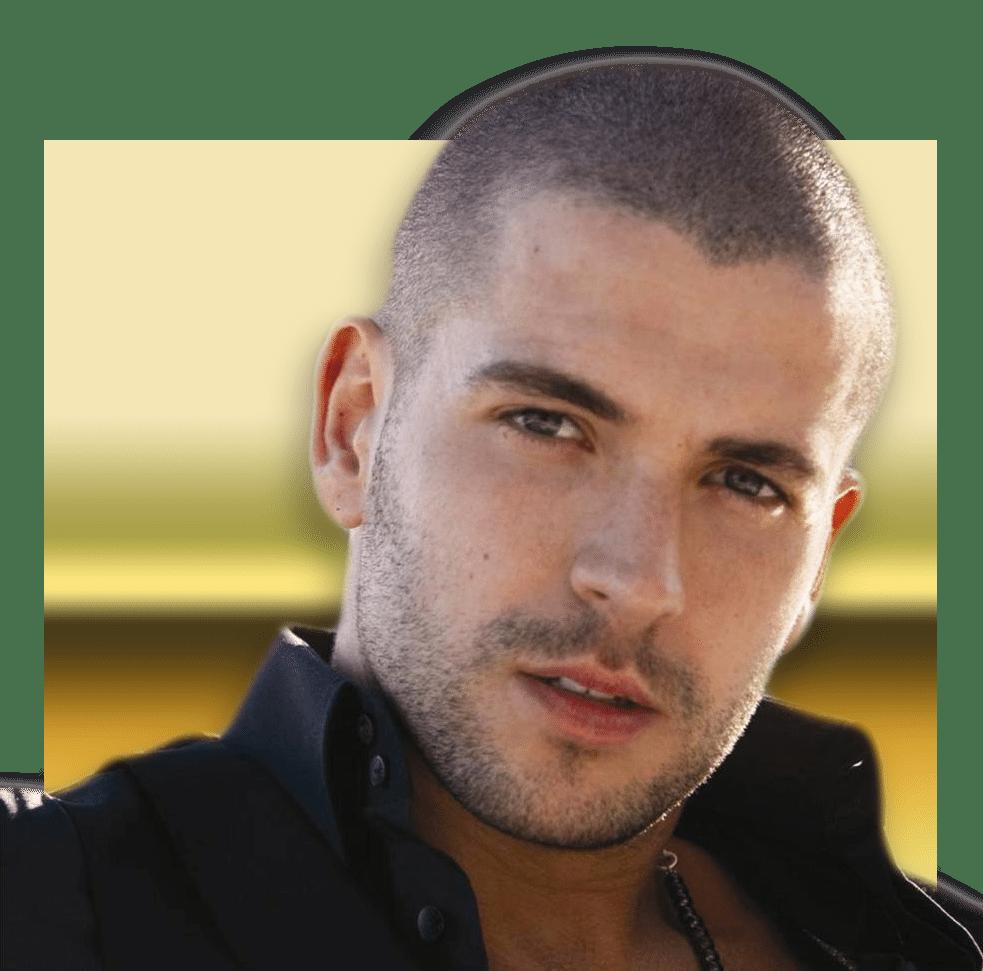 scalp micropigmentation customer